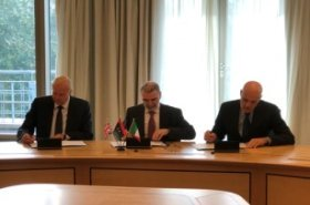 Eni, BP and NOC sign agreement to resume Libyan oil exploration
