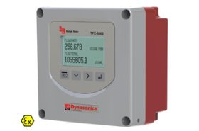 ATEX approval for TFX-5000 ultrasonic clamp-on flow meter