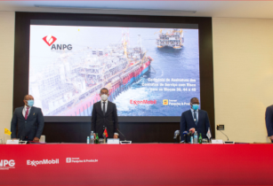 ANPG, ExxonMobil and Sonangol sign three exploration contracts