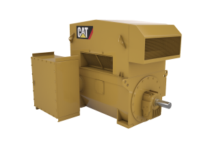 Caterpillar release latest gas compression engine