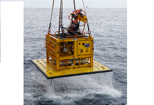 Enpros Subsea Safety Module SSM in offshore operations in Ghana