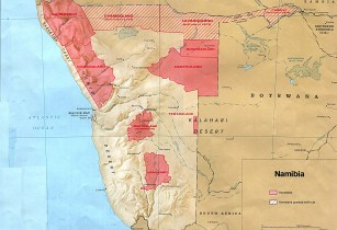 Namibia homelands 78