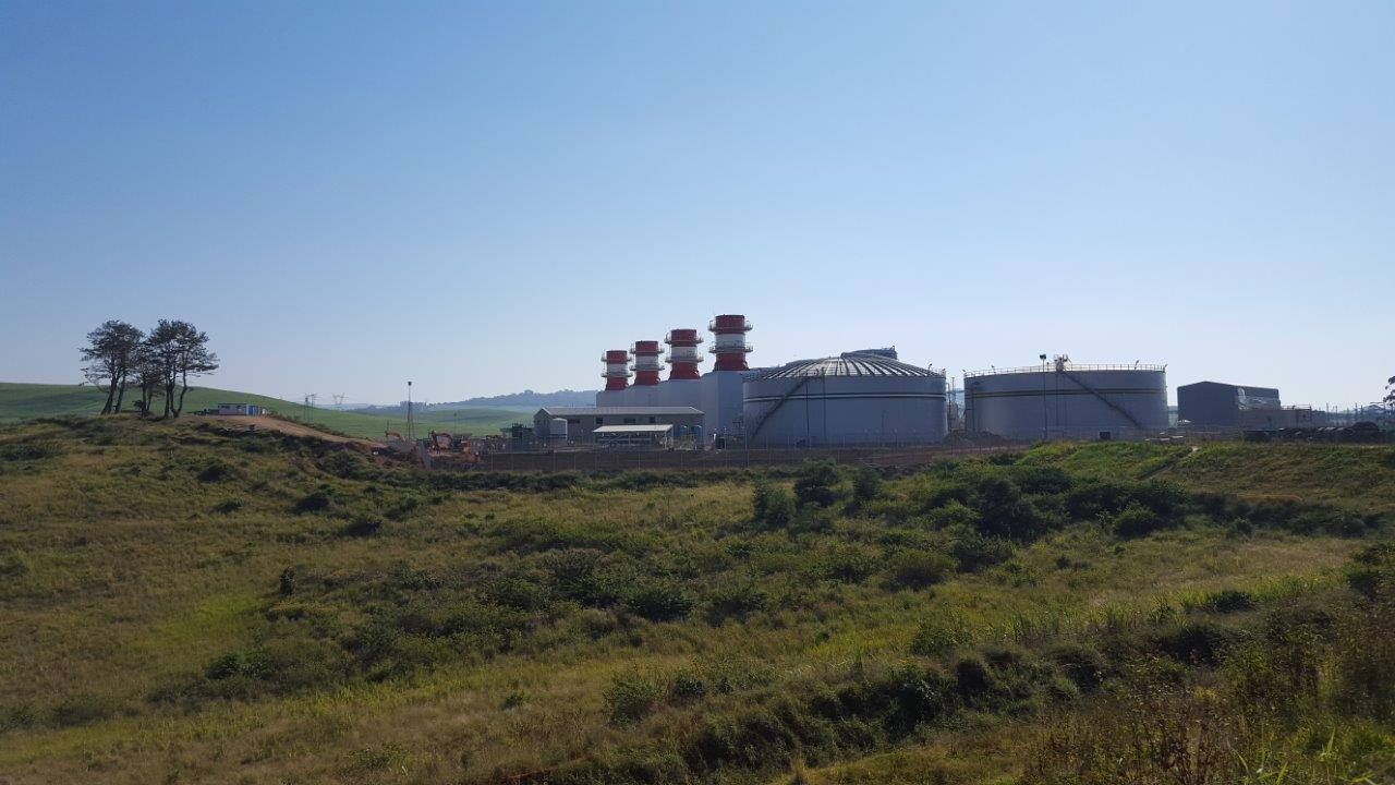 Avon Peaking Power facility a boost for South Africa gas