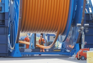 Spooling of TCP Airborne Oil Gas