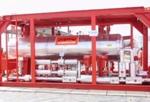 Almansoori delivers facilities for Kenya's first oil wells