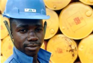 oil worker africa-Union to union flickr