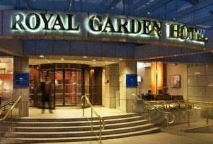 CWC's Somalia Oil & Gas Summit will be held at London's Royal Garden Hotel. (Image source: Royal Garden Hotel)