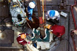 Drillship rig floor, Mozambique. (Image source: Anadarko Petroleum)